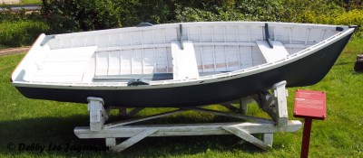 Parc Maritime Ile d'Orleans Shipyard