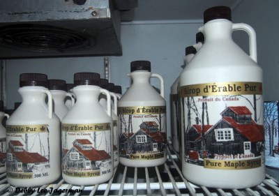 Richard Boily Pure Maple Syrup Ile d'Orleans