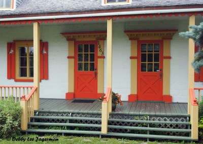 Ile d'Orleans Porches