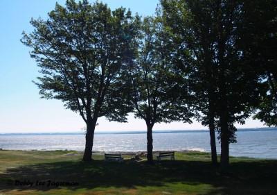 Ile d'Orleans Water Scenery