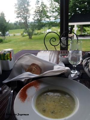 La Grange de l'ile Potato Soup