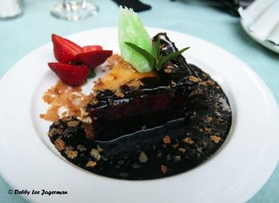 Le Moulin de Saint Laurent Le Plaisir Dessert