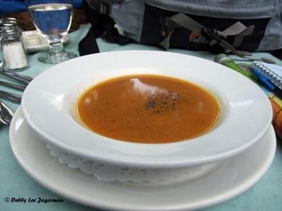 Le Moulin de Saint Laurent Vegetable Cream Soup