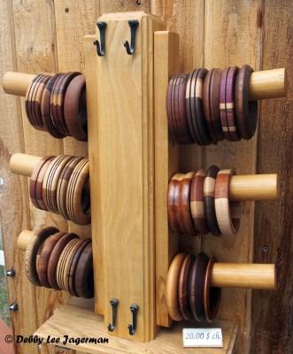 Le p'tit Atelier Wood Working Ile d'Orleans Bracelets