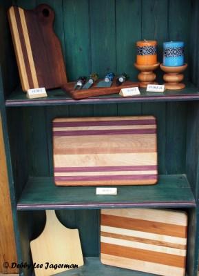 Le p'tit Atelier Wood Working Ile d'Orleans Cutting Board