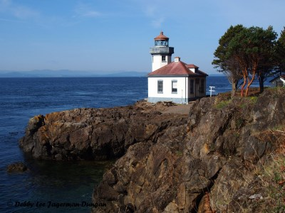 Lime Kiln Lighthouse State Park San Juan Islands