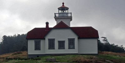 Patos Island Light Station