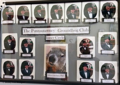 Punxsutawney Groundhog Club Inner Circle