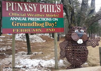 Punxsy Phil Gobbler's Knob