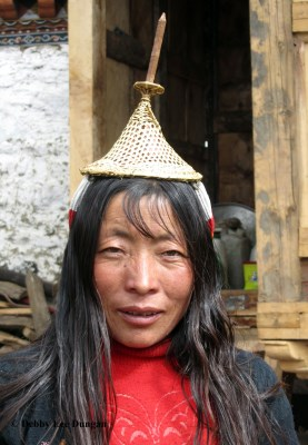 International Womens Day Bhutan Laya Woman