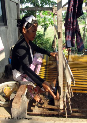 International Womens Day Cambodia Silk Weaving