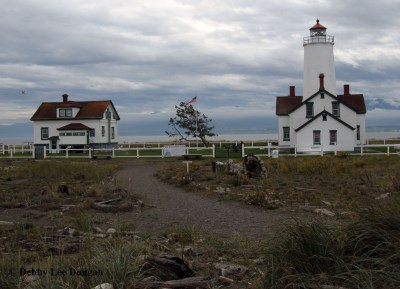 New Dungeness Spit Lighthouse