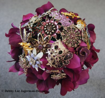 Brooch Bouquet Niece