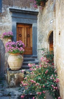 Civita de Bagnoregio Italy