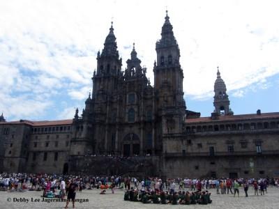 Santiago de Compostela Camino de Santiago Spain