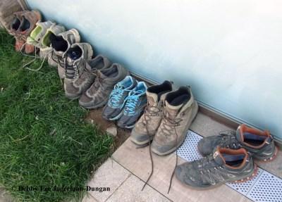Best Shoes For Walking El Camino De Santiago