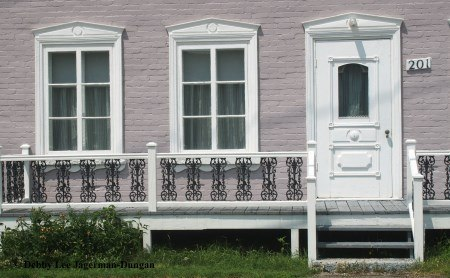 Porches of Ile d'Orleans