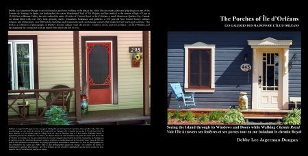 The Porches of Ile d'Orleans Book