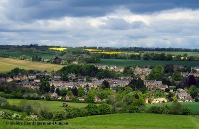 Cotswolds England Scenery
