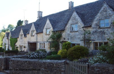 Cotswolds Honey Colored Stone Villages