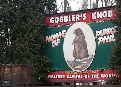 Gobbler's Knob Punxsutawney Pennsylvania