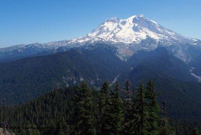 Mt Rainier Gobblers Knob