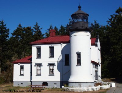 Admiralty Head Lighthouse Coupeville WA