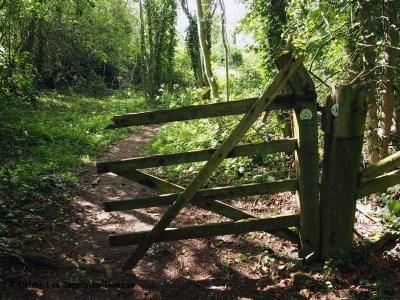 Cotswolds Gate Broken