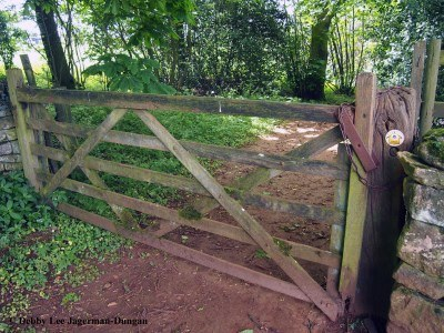 Cotswolds Gate Chain