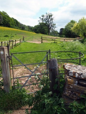 Cotswolds Kissing Gate Second Gate