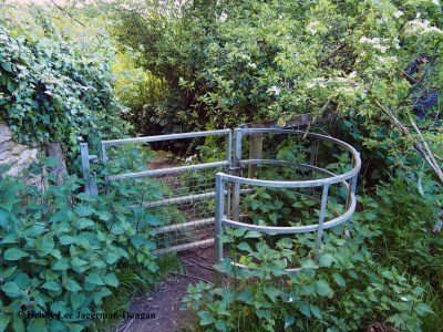 Cotswolds Kissing Gate