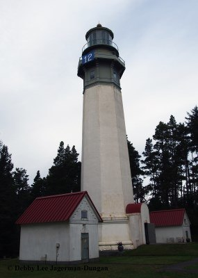 Grays Harbor Lighthouse Washington