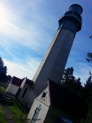 Grays Harbor Lighthouse Westport
