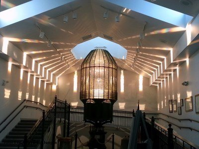 Westport Maritime Museum Destruction Island Fresnel Lens