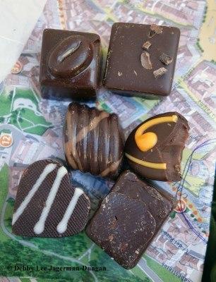 Camino de Santiago Desserts
