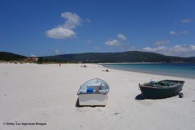 Praia de Langosteira Finisterre Beaches