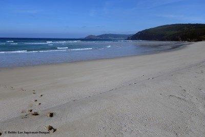 Praia de Rostro Finisterre Muxia