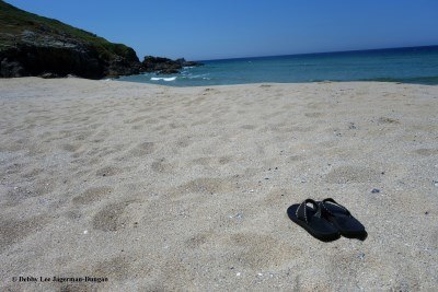 Praia do Mar de Fora Finisterre Beach