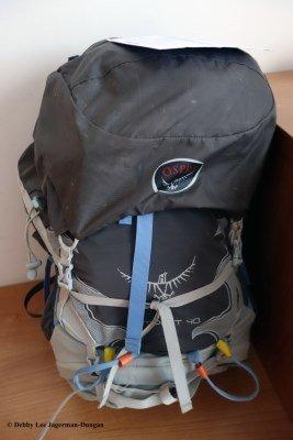 Camino de Santiago Backpack Mochilas