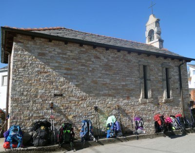 Camino de Santiago Backpacks Mochilas