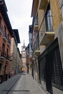 Camino de Santiago Street Scenes