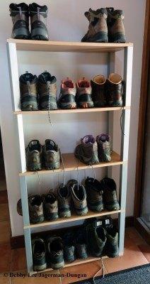 Camino de Santiago Hiking Boots