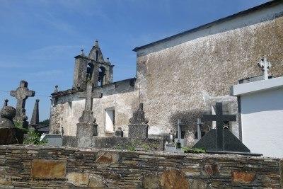 Camino de Santiago Churches