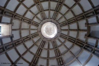Camino de Santiago Dome Ceilings Churches