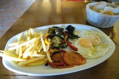 Camino de Santiago Food Breakfast