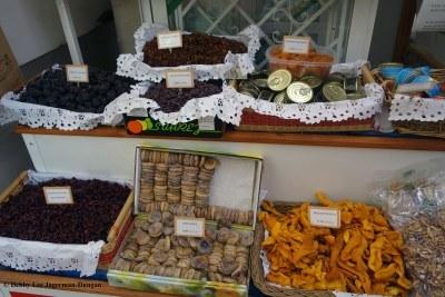 Camino de Santiago Food Dried Fruits Nuts