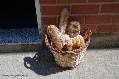 Camino de Santiago Food Fresh Bread