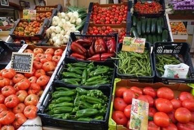 Camino de Santiago Food Fresh Fruit Vegetables