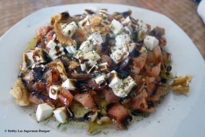 Camino de Santiago Food Salad