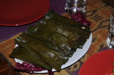 Gourmet Dining - at home in Bali - Dim Sum Diary